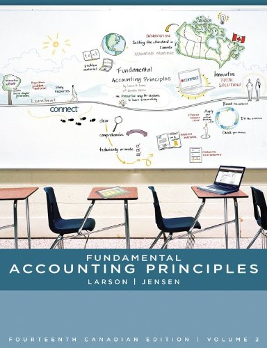 Fundamental Accounting Principles, Volume 2 with Connect with Learnsmart & Smartbook PPK