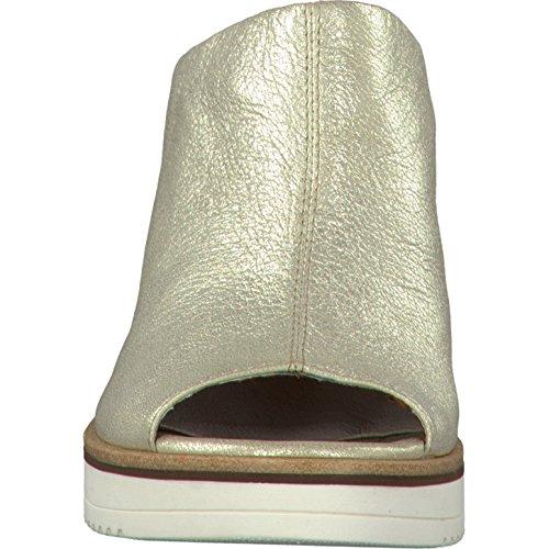 TAMARIS Tamaris Womens Shoe 27200 Light Gold Gold