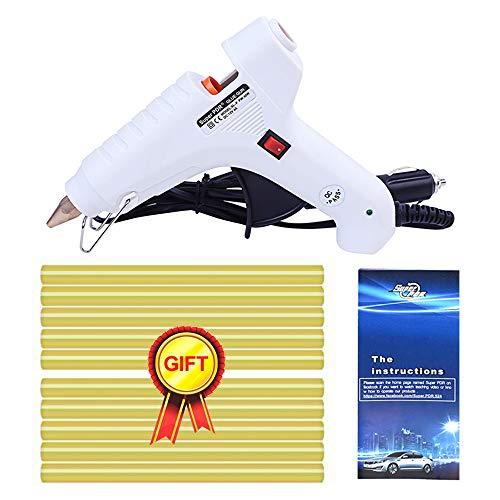 Preisvergleich Produktbild PDR KFZ-Reparaturset Auto Körper Dent & Ding 60W Heißklebepistole mit 50 Stück Klebesticks Removal Tool Puller Reparaturset Dellen Werkzeug