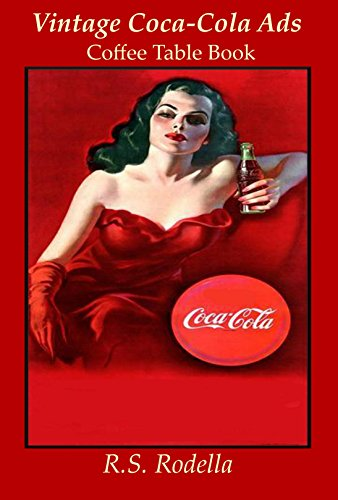 Vintage Coca Cola Ads Coffee Table Book Ebook R S