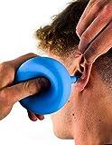 Premium Ohrenreiniger von Avaura mit verbessertem Konzept [2018] - 200ml – inklusive E-Book – medizinische Ohrenspritze mit großem Fassungsvermögen – optimale Ohrendusche zur Entfernung von Ohrenschmalz