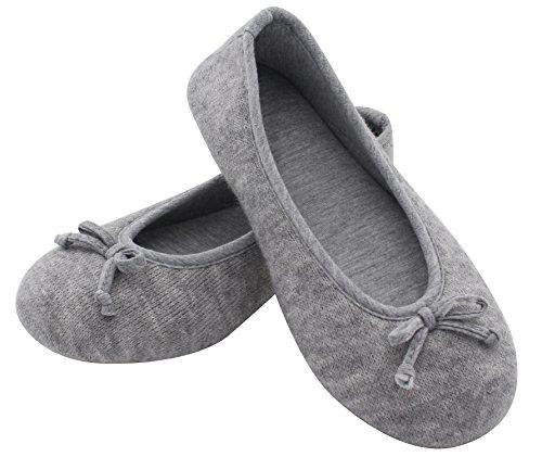 HomeTop, Pantofole donna Grey