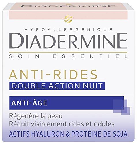 Diadermine doppia azione antirughe Crema Notte 50 ml