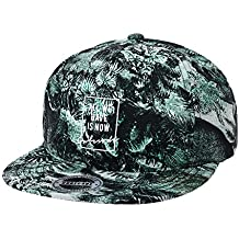 0dd4cf324d516 WITHMOONS Gorras de béisbol Gorra de Trucker Sombrero de Summer Palm Tree  Pattern Baseball Cap Snapback
