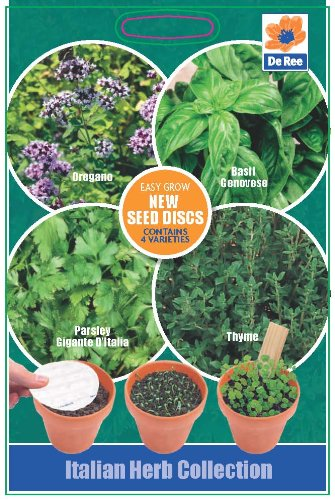 Italian Herb Collection