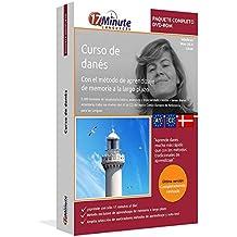 Curso de danés: Paquete completo (desde el nivel A1 hasta el C2): Software compatible con Windows y Linux. Aprende danés con el método de aprendizaje de memoria a largo plazo