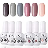 Y&S UV LED Gel Nail Polish Sets 6 - Best Reviews Guide