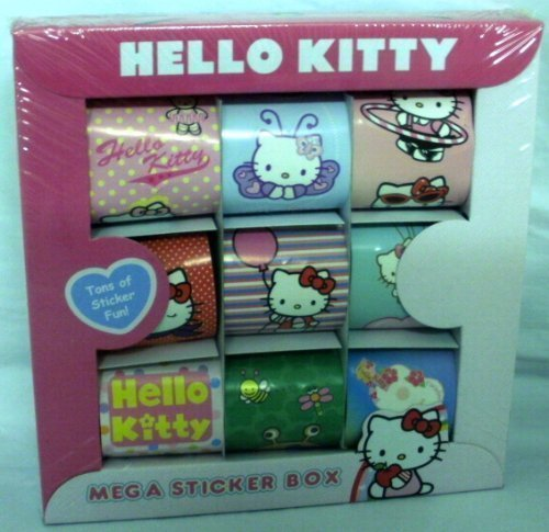 Ciao Kitty: box adesivo (Ciao Kitty Carta)