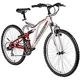 26'' Hillside Mountainbike Cliff 2.1 Fahrrad vollgefedert Fully Bike 21 Gang Shimano Schaltung