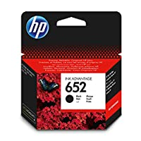 HP Ink Cartridge 652, Black