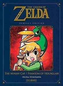 Legend of Zelda - Minish Cap / Phantom Hourglass Perfect Edition Tome 0