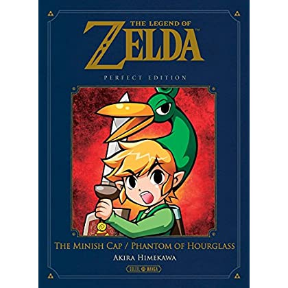 Legend of Zelda - Minish Cap & Phantom Hourglass Perfect Edition