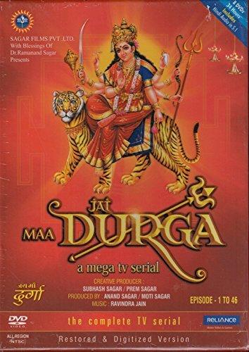 Jai Maa Durda    Complete Tv serial    All Episodes