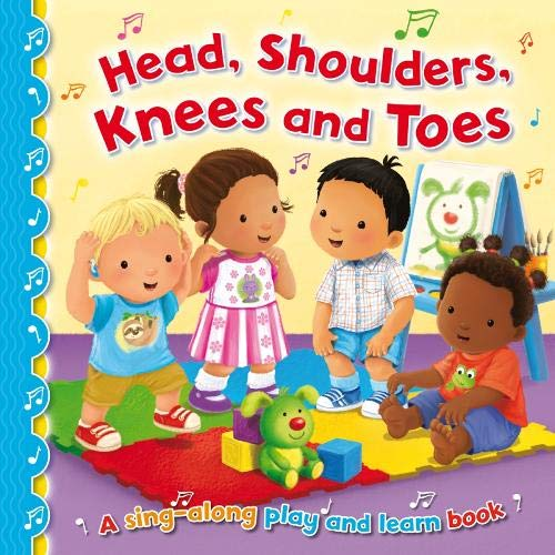 Head, Shoulders, Knees and Toes (Sing-Along Play and Learn)