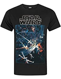 Star Wars Death Star Men's T-Shirt