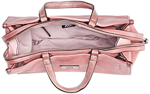 Xti Damen 85920 Shopper, 35x29x19 Centimetri Rosa (nudo)