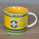 YIZHANG2018 Russland World Cup Keramik Becher Kreative Bierglas Bar Bier Platz Fu?Ball Fan Geschenk