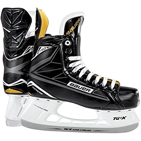 Bauer – Patines Supreme S150, color multicolor, tamaño 10