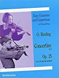 Rieding: Concertino in D-Dur. Op. 25. Easy Concertos and Concertinos