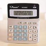 K0223 Calculadora KK-900A N ° 8 de la oficina de escritorio del ordenador suministra equipos de negocios