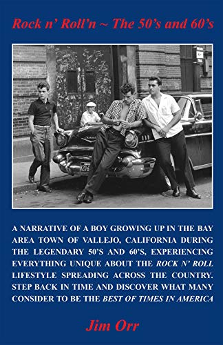 Rock n' Roll'n - The 50's and 60's (Rock & Roll lifestyles - The 50's and 60's) (English Edition) Holly Coupe