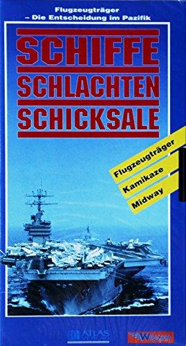Schiffe, Schlachten, Schicksale ~ Flugzeugträger-Kamikaze-Midway