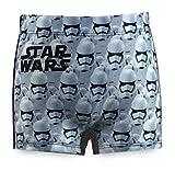 Star Wars - Short de bain - Garçon - gris - 5 ans