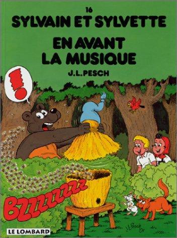 Les indispensables à 31F : Sylvain et Sylvette, tome 16 : En avant la musique