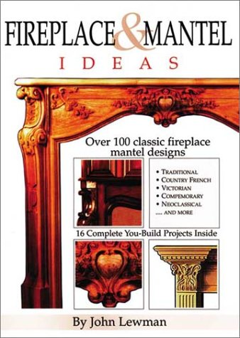Ideas: Over 100 Classic Fireplace Mantel Designs (Mantel Ideen)