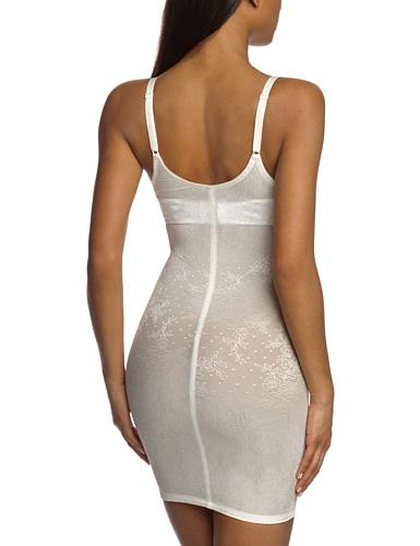 Triumph Damen Unterhemd Cool Sensation Dress , Gr. 46, Elfenbein (VANILLE (GT)) -