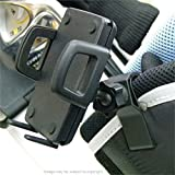 BuyBits Golf clip per sacchetti Monte GPS supporto per localizzatori snooper S210 S340 S430 tour PRO