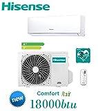 Condizionatore/Climatizzatore INVERTER 18000BTU Hisense New Comfort - DJ50XA00G immagine