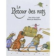 Le Retour Des Rats (Picture Books)