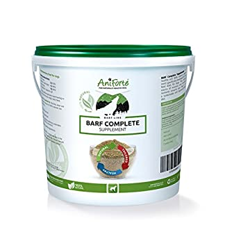 AniForte BARF Complete 1000g for Dogs - 100% Natural Barf Supplement with Minerals, Vitamins and Herbs - Premium Quality… 10