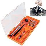 Electronique Best Deals - JM-JAKEMY 8144 Boite à 26-en - 1 multifonctions électronique & Kit de réparation avec Outils de télécommunication
