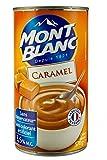 Mont Blanc Creme Caramel Karamel Dessert Creme