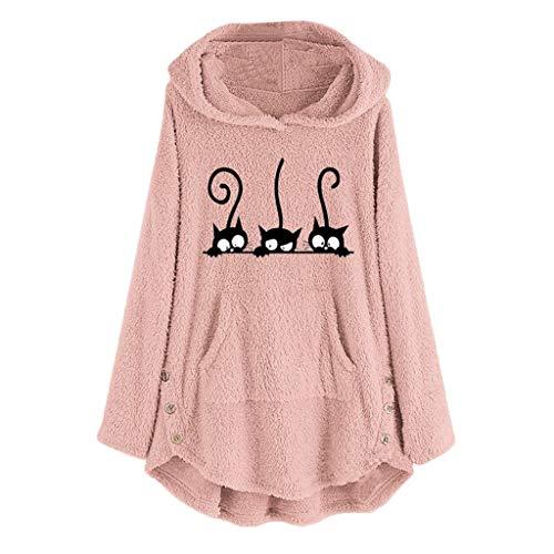 Liquidación Venta Suéter Capucha Suéter Mujer Esponjoso