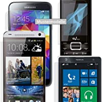 Easy Top CrystalClear di pellicole protettive per Mtech aTAB5phone