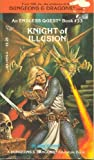 Knight of Illusion (Endless Quest) by Mary Kirchoff (1986-07-01)