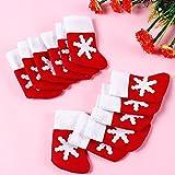 Bei-wang-12-X-Calcetines-de-bolsillos-Holder-Platera-Navidad