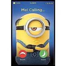 Poster Minions 3 Mel Calling