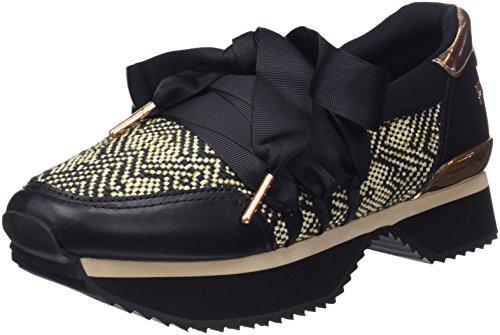 Gioseppo 43370, Zapatillas Mujer, Negro Black, 37
