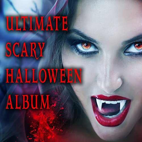 Ultimate Scary Halloween Album