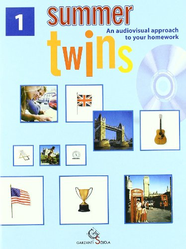Summer twins. An audiovisual approach to your homework. Per le Scuole superiori. Con CD-ROM: 1
