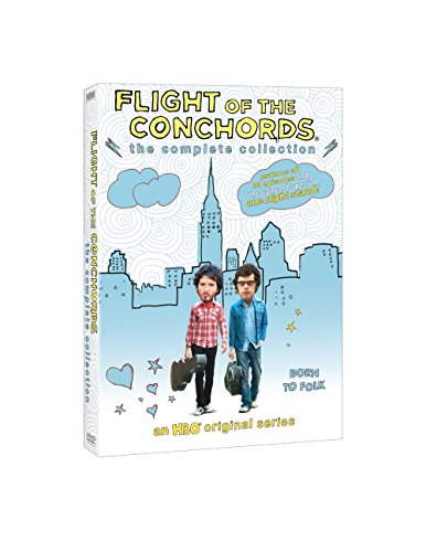 Bild von Flight of the Conchords: Complete Collection, The