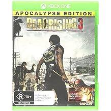 Microsoft Dead Rising 3, Xbox One Básico Xbox One Inglés vídeo - Juego (Xbox One, Xbox One, Acción, Modo multijugador, M (Maduro), Soporte físico)