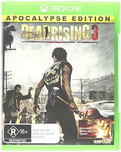 Dead Rising 3 (Xbox One) 51Y6IR3TApL