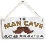 'Man Höhle männlicher Men Doing männlicher Things'Geschenk für - Best Reviews Guide