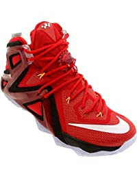 Nike Lebron XII Elite Mens Hi Top Pallacanestro Formatori 724559 Scarpe da  Tennis ef2a4b0d5b3