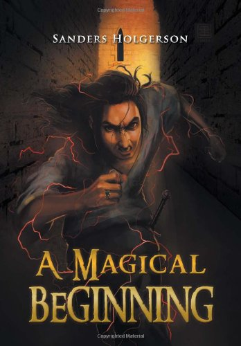 A Magical Beginning Cover Image